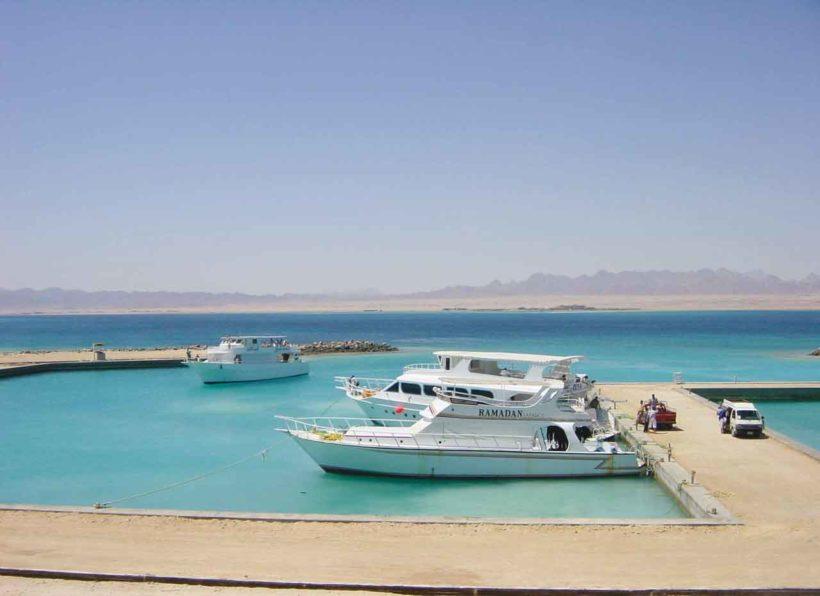 Marina Soma Bay