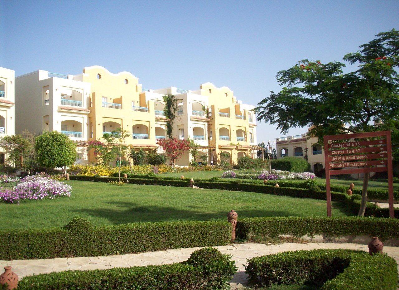 Concorde Moreen Beach Resort Marsa Alam Orca