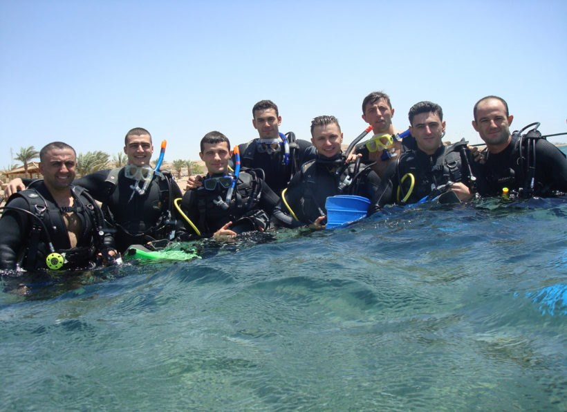 Red Sea Dive Center_Tauchteam