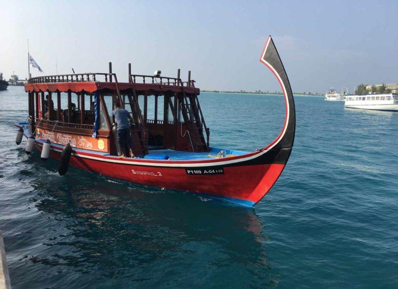 Shamar Guesthouse Shamar Divers Dhow
