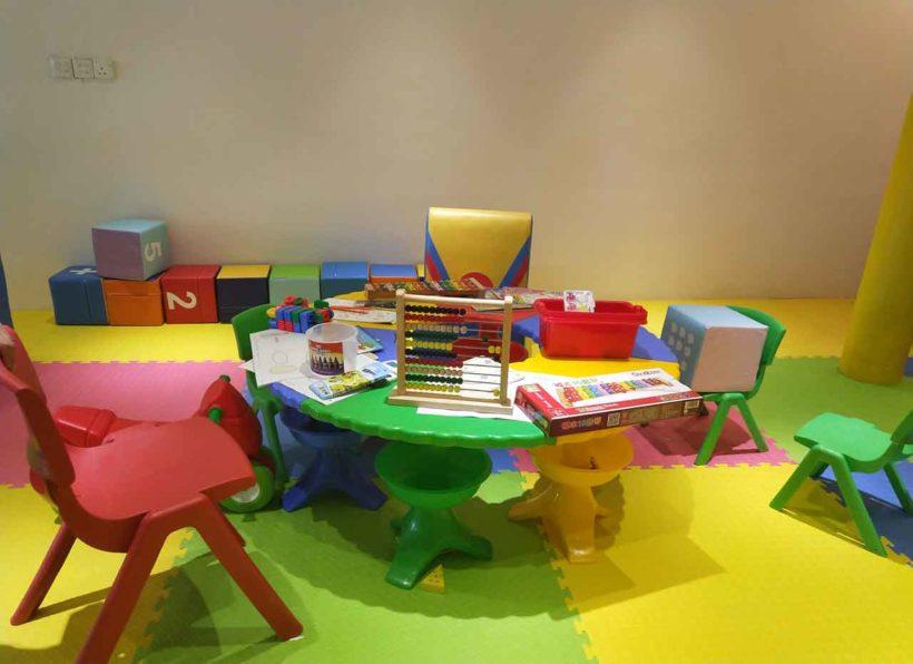 Eriyadu Island Resort Kids Club