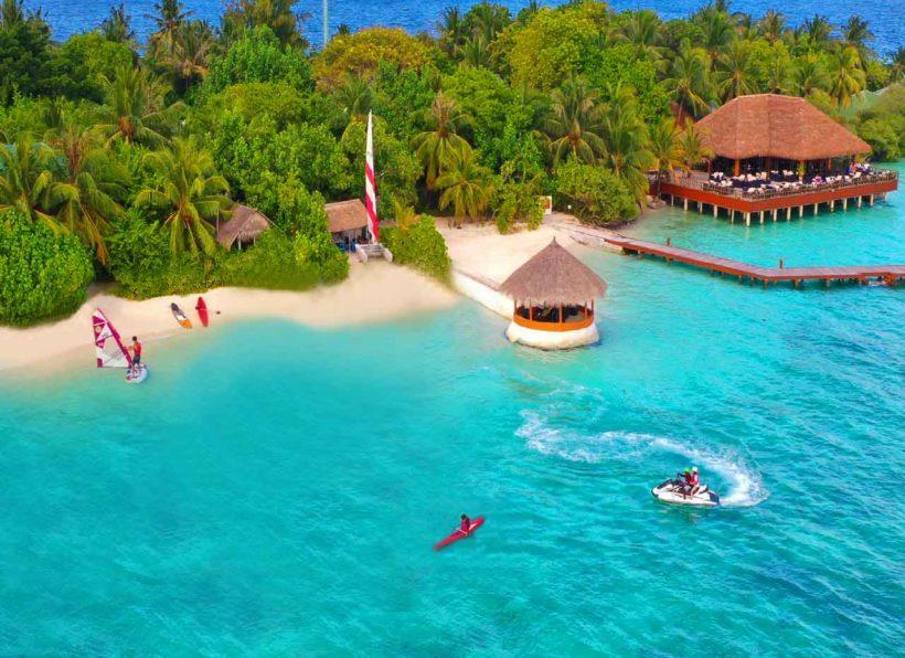 Eriyadu Island Resort Wassersport