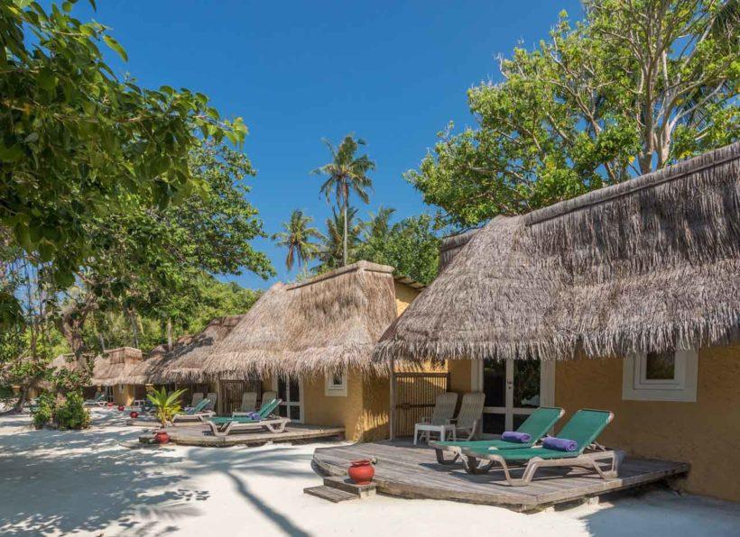 © 2018 A. Shuau (obofili) / Kuredu Island Resort / Beach Bungalows