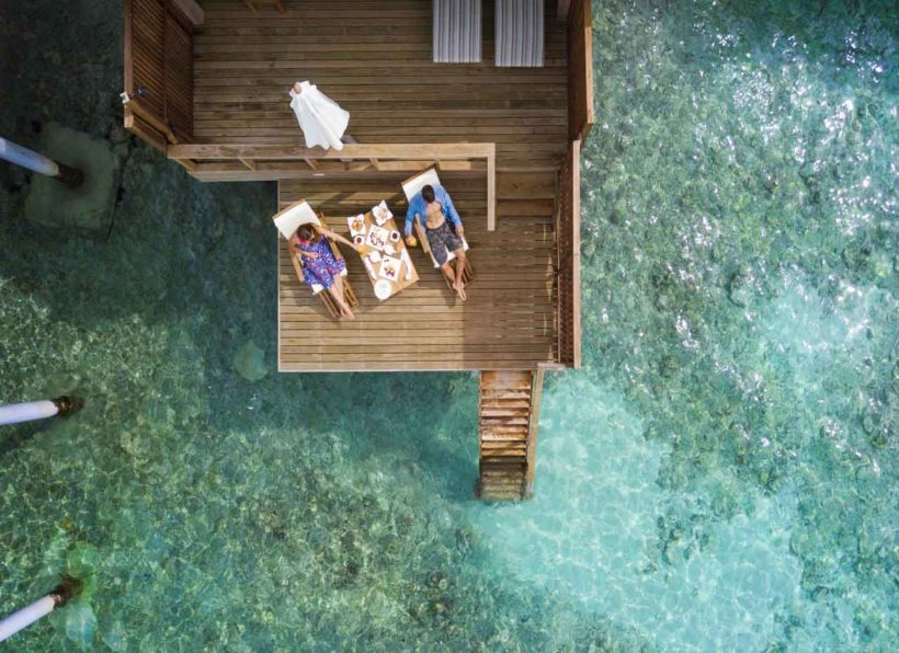 Reethi Faru Resort Water Villa
