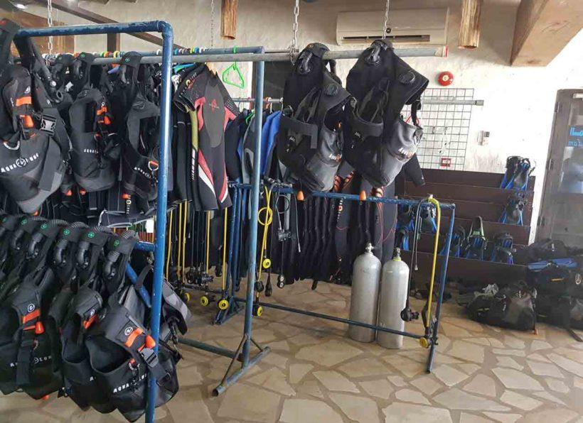 Al Marsa Dive Center