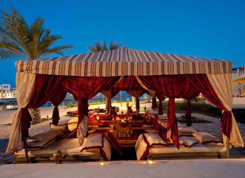 Sifawy Boutique Hotel_Bedouinenzelt