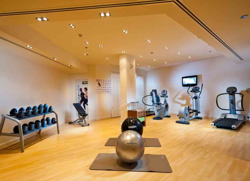 Sifawy Boutique Hotel_Fitnessraum