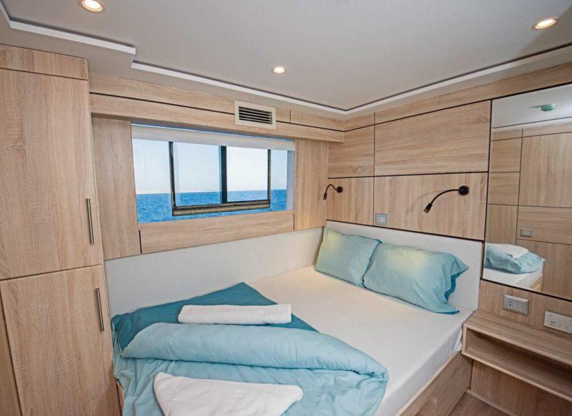 Eg-Sea-Serpent-Serena-Upper-Deck-mit-Doppelbett-Kabine