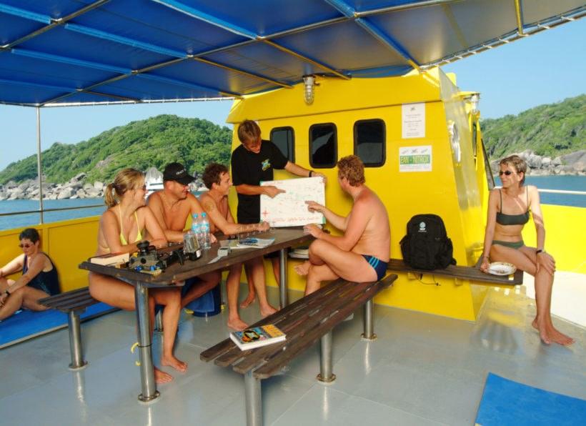 Sea Bees Diving Khao Lak