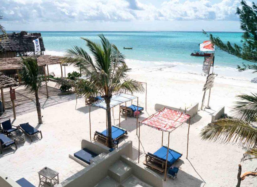 Paje Beach Apartments