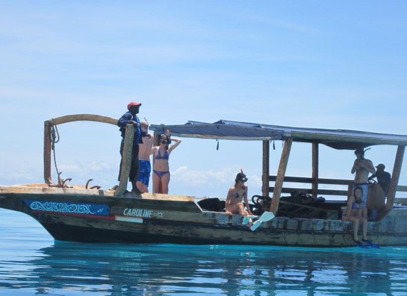 Scubafish Matemwe