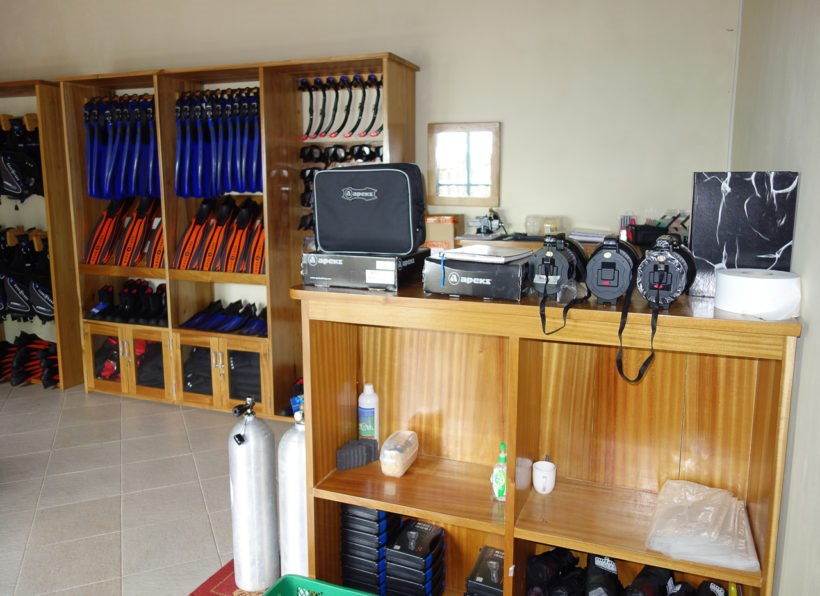 Dive Centre Oasis Bunaken
