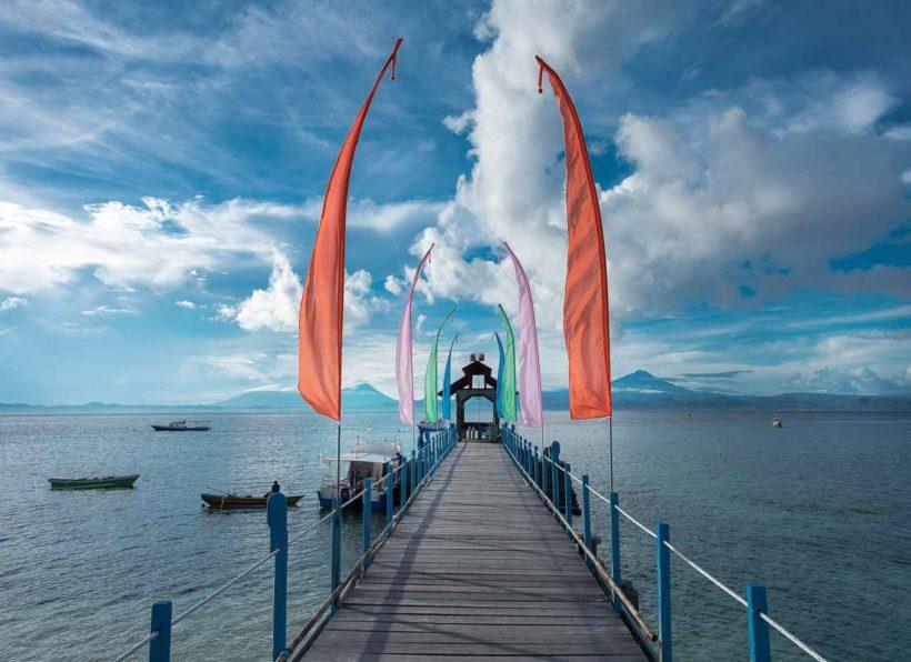 Gangga Island Steg