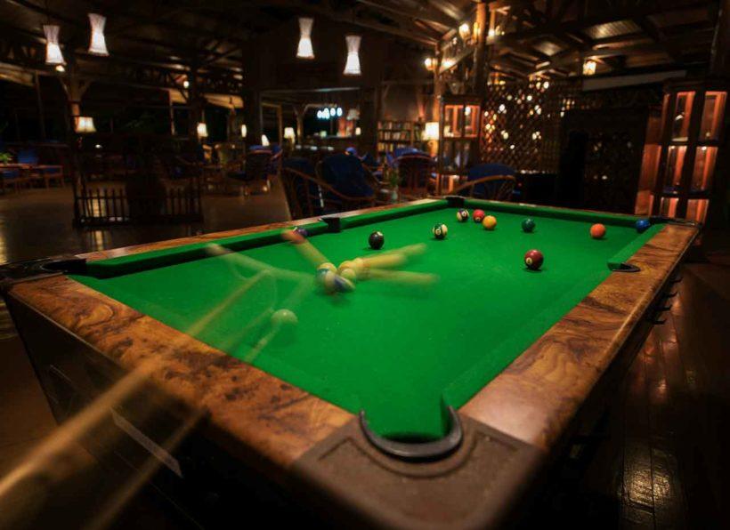 Lobby Poolbillard