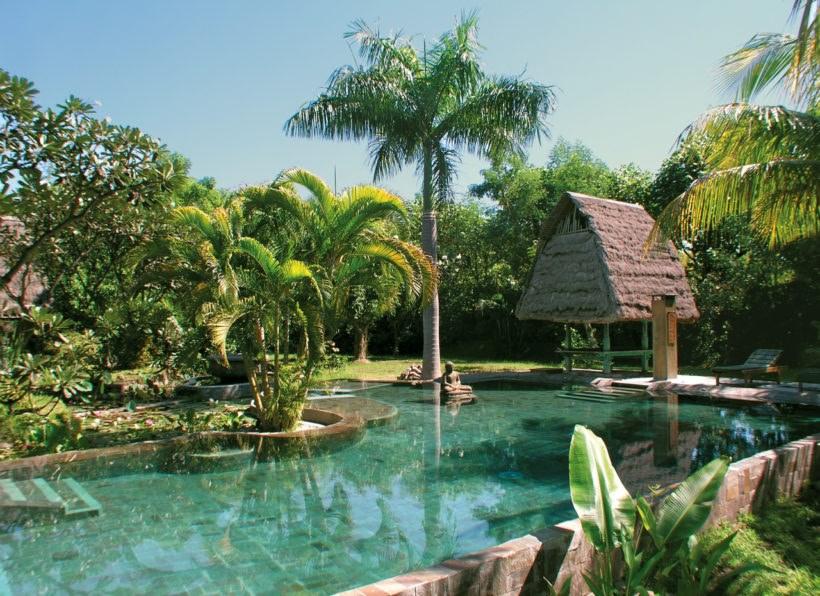 Pondok Sari Beach Resort