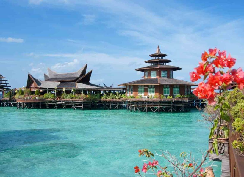 Sipadan Mabul and Water Bungalows