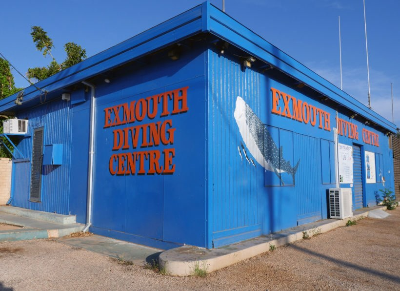 Exmouth Diving Centre