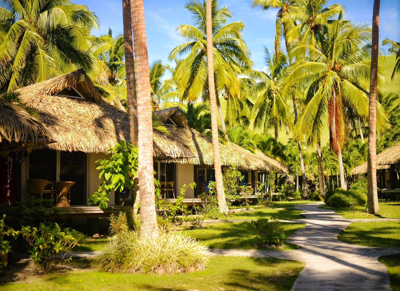 Tamanu Beach Resort ★★★ Cook Inseln Aitutaki Orca