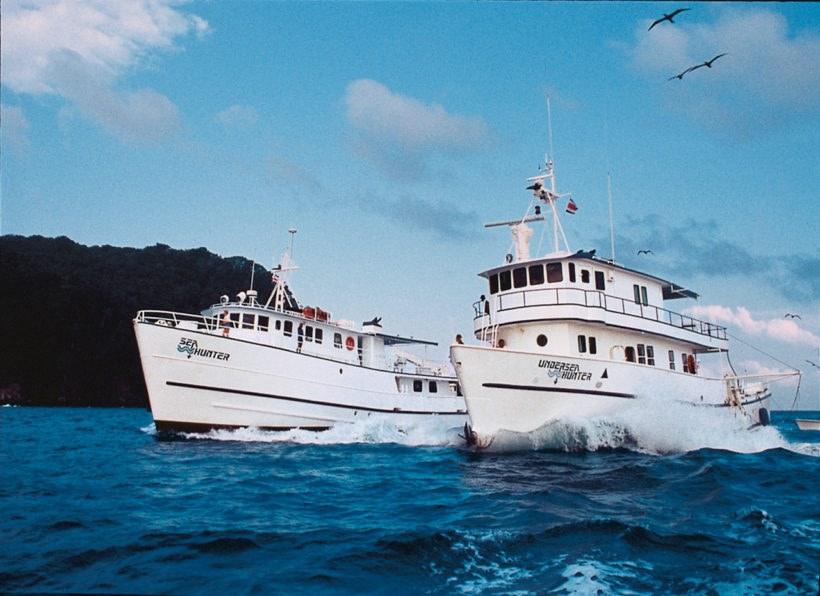 Undersea Hunter Sea Hunter