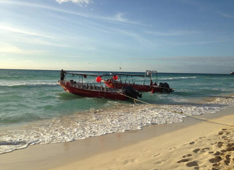 Prodive Playa del Carmen Tauchboot