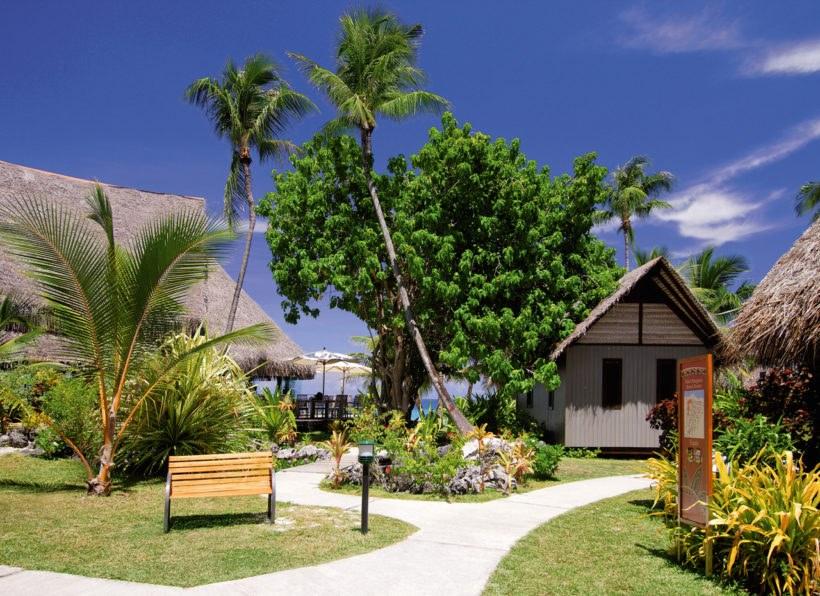 Maitai Rangiroa Resort