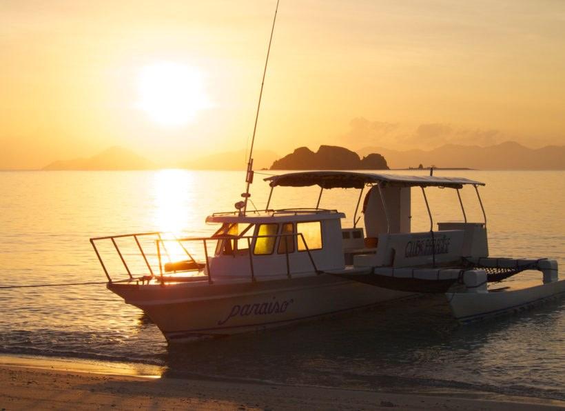 Club Paradise Dimakya Island