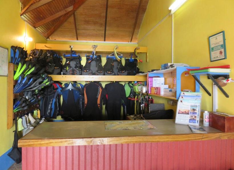Extra Divers Tobago