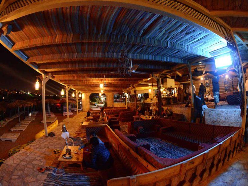 Sharks Bay Umbi Bedouinzelt