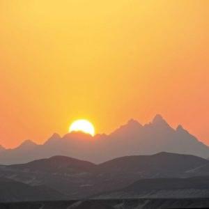 Sinai Gebirge Ägypten