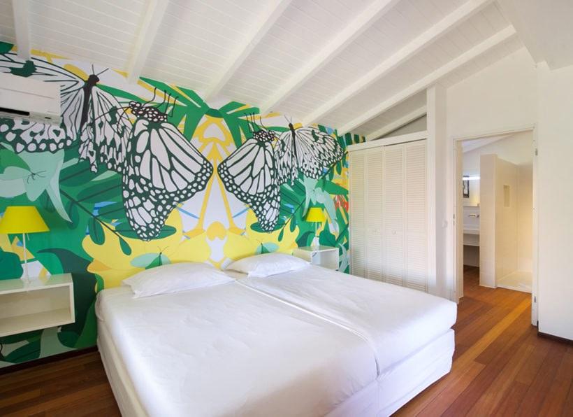 Papagayo 2 Bett Zimmer Meerblick