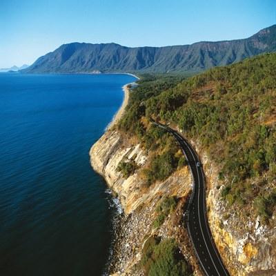 Küstenstraße Australien