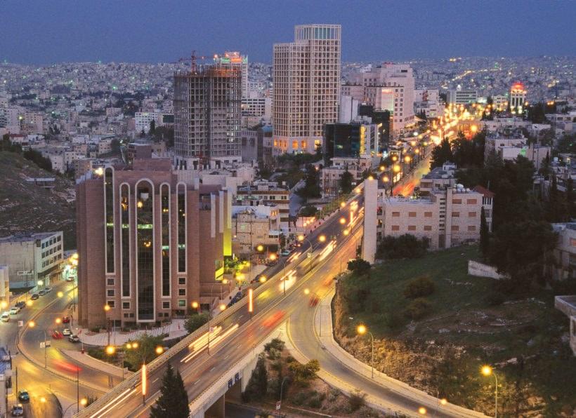 Hoehepunkte Jordaniens