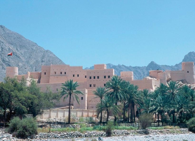 Jabrin Oman