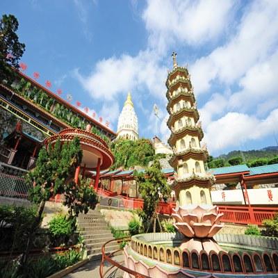 Malaysias Tempel sind auf jeden Fall einen Besuch wert