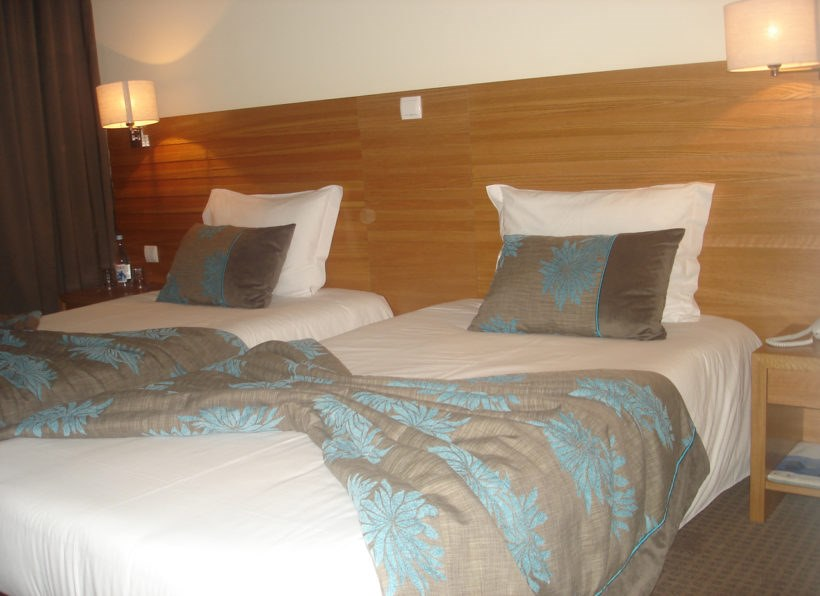 Hotel Caravelas Doppelbett