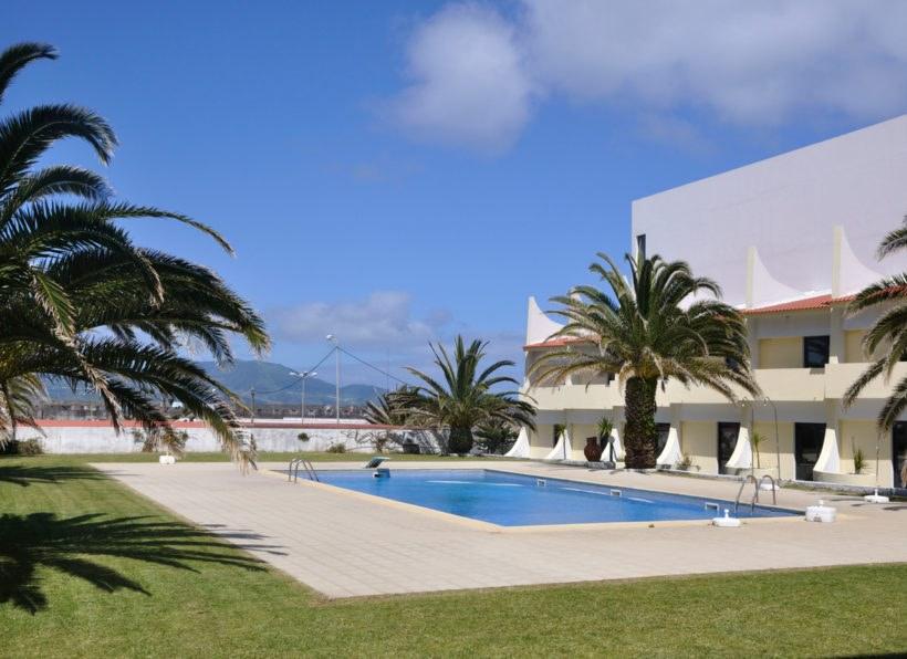 Hotel Caravelas Pool