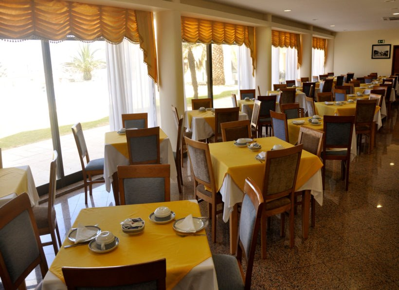 Hotel Caravelas Restaurant