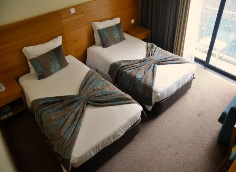 Hotel Caravelas Zimmerbeispiel_Einzelbetten