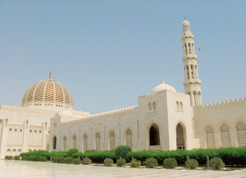 Große Moschee Muscat
