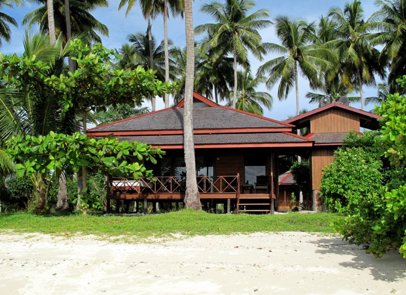 Nabucco Nunukan Island Resort