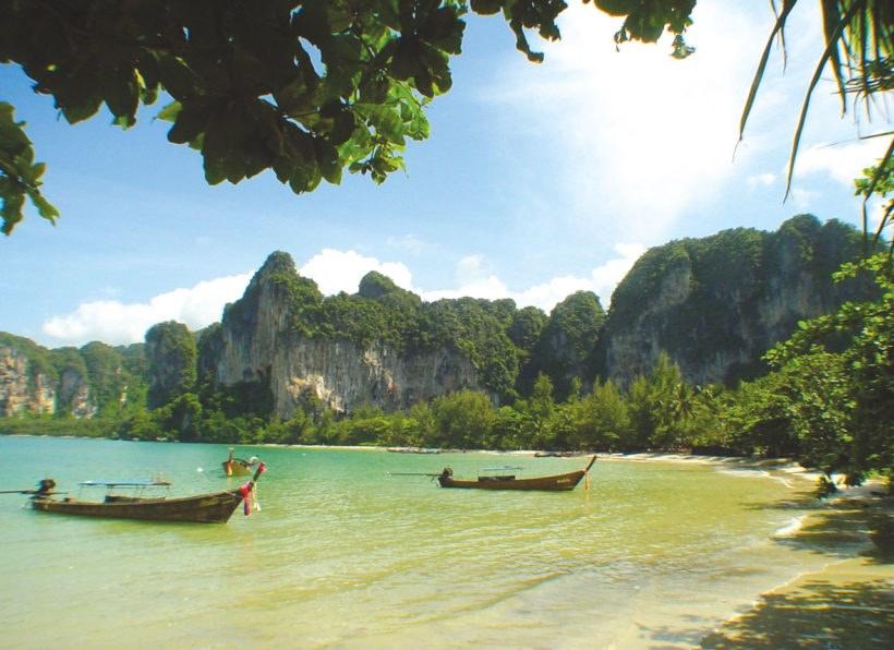 Süd Thailand Tour