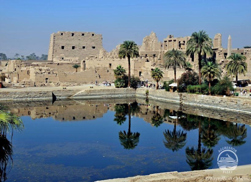 Aggressor Nile Queen