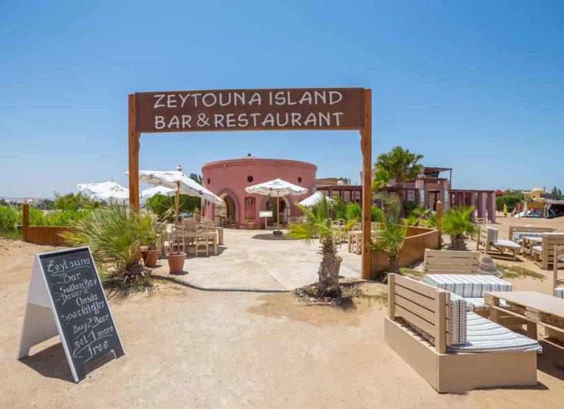 Sultan Bey Hotel Zeytouna Beac