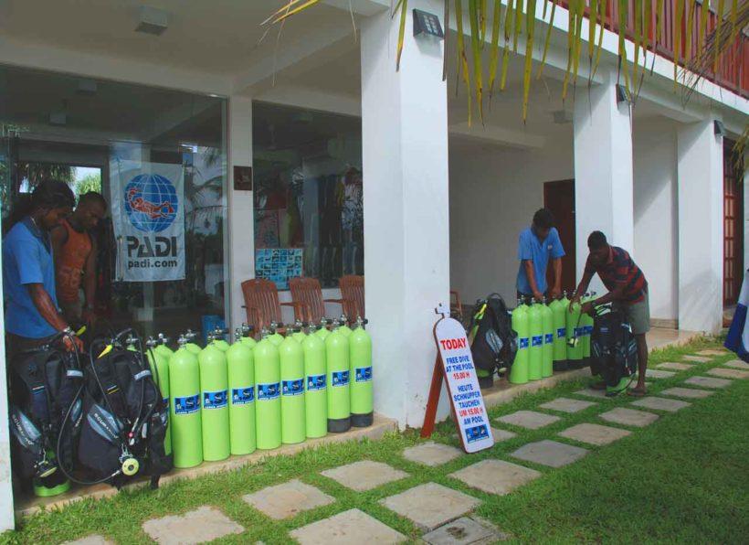 Lanka Sportreizen Bentota