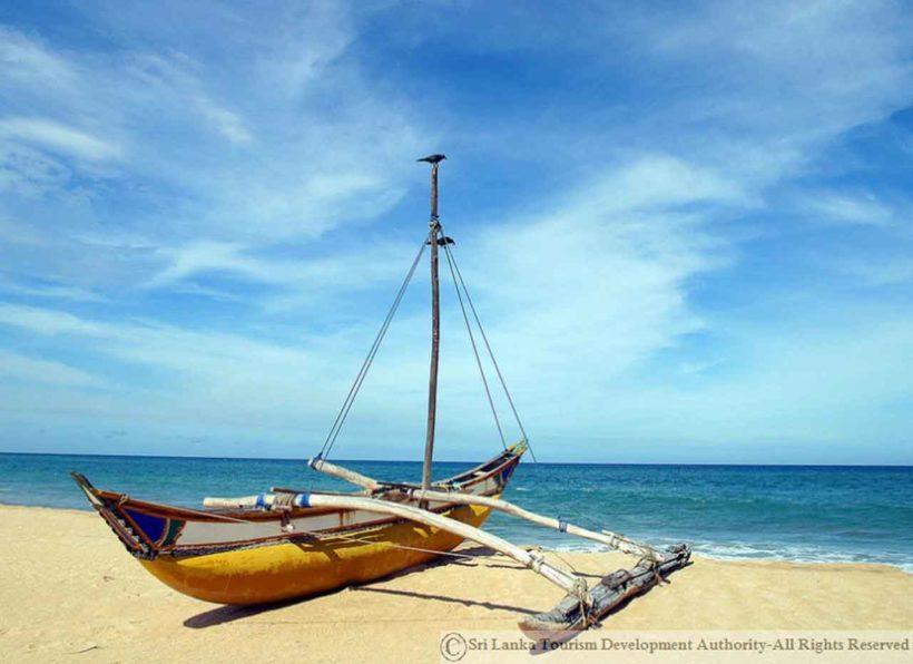 Negombo Strand
