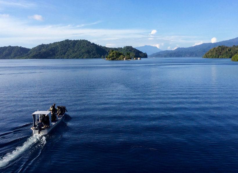 MV Maluku Explorer Beiboot