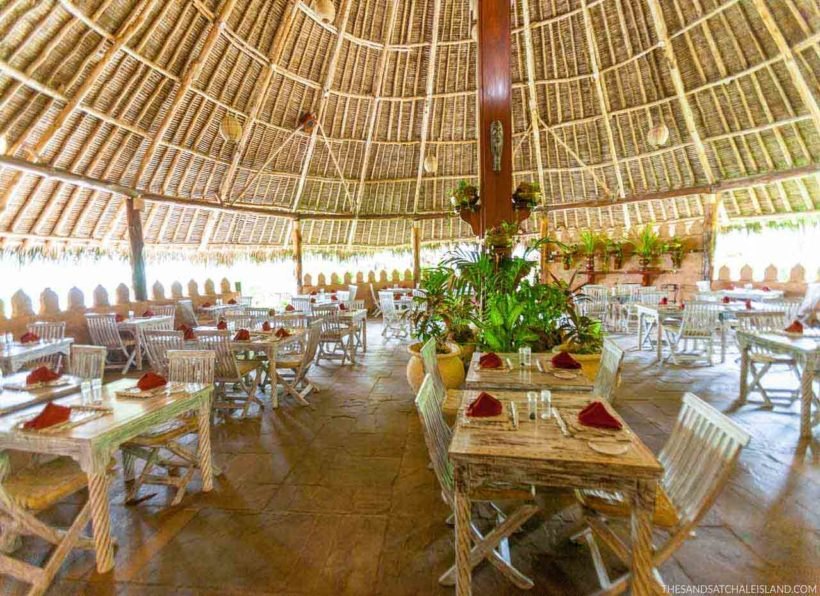 The Sands at Chale Island _ Restaurant