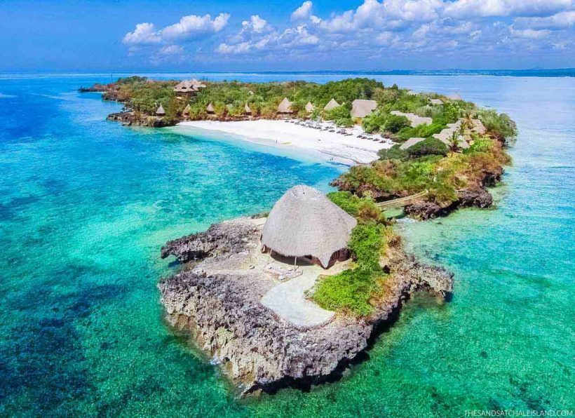 The Sands at Chale Island _ Suite on the Rocks