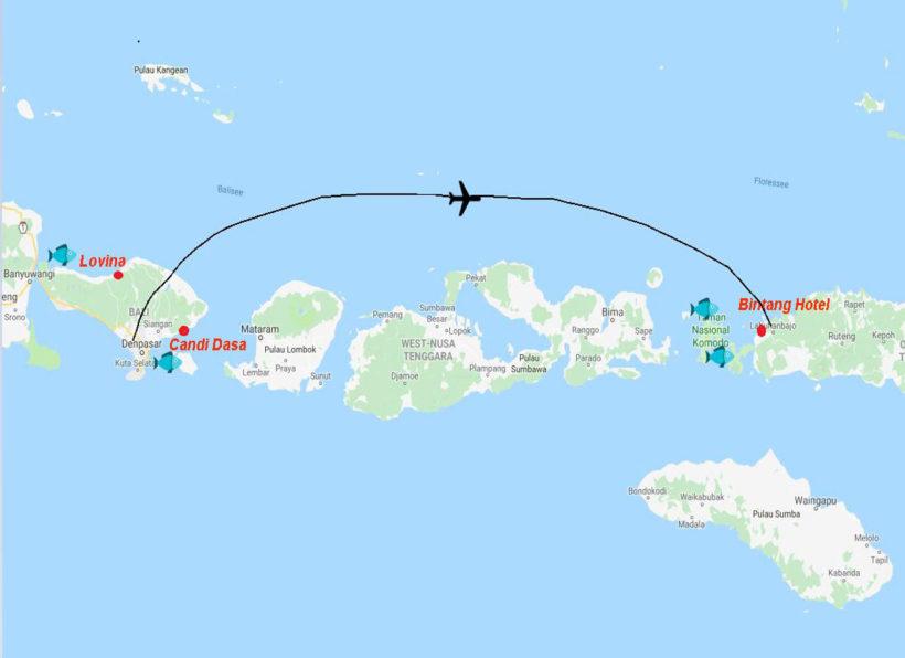 Bali-Flores-Map