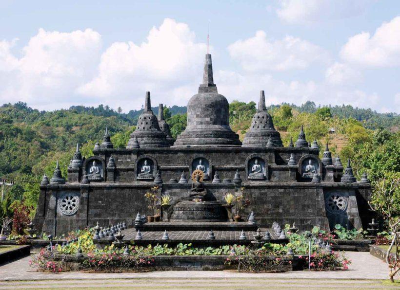 Tempel Brahma Vihara Ashrama
